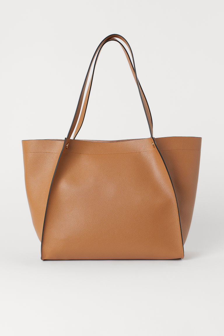 Shopper - Light brown -  | H&M US