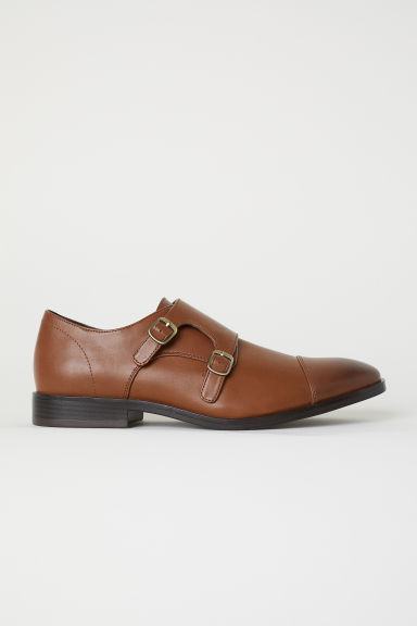 Monkstraps - Marrone scuro -  | H&M IT