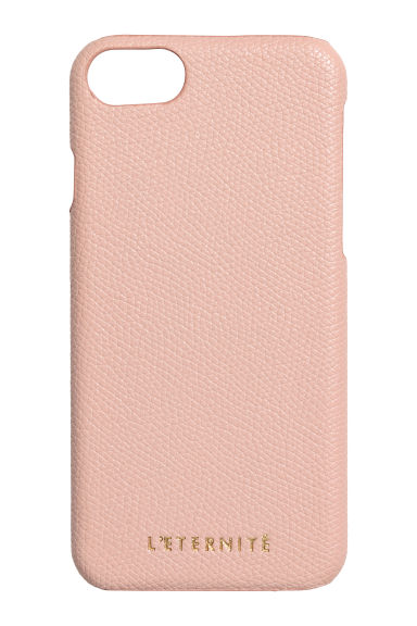 iPhone 6/7 case - Powder pink/L'eternité - Ladies | H&M
