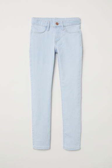Skinny Fit Jeans - Light denim blue -  | H&M