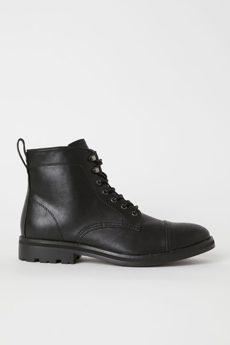 Boots - Black - Men | H&M