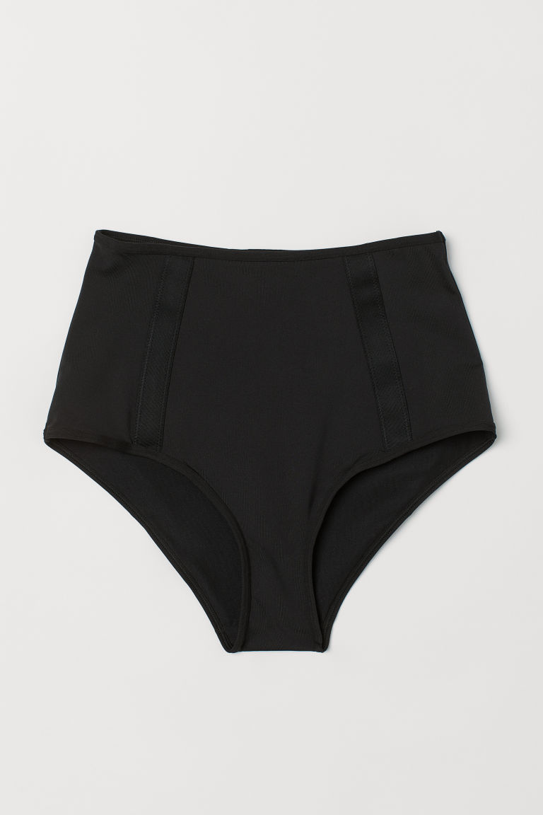 Bikinitruse High Waist - Sort - DAME | H&M NO