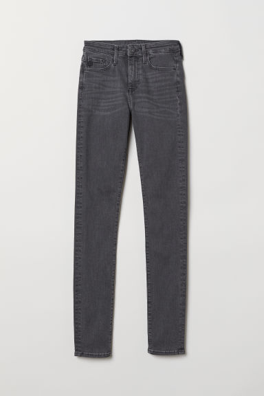 Shaping Skinny Regular Jeans - 灰色 -  | H&M CN