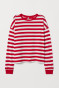 Red/White striped