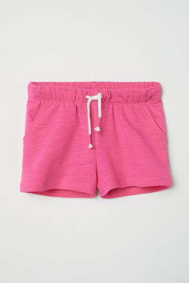 Shorts in jersey - Ciliegia - BAMBINO | H&M IT