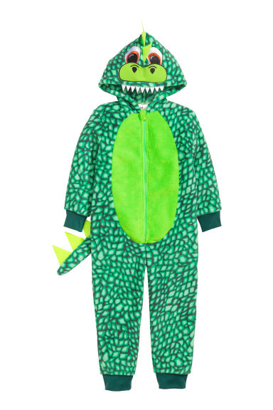 Fancy dress costume - Green/Dragon - Kids | H&M