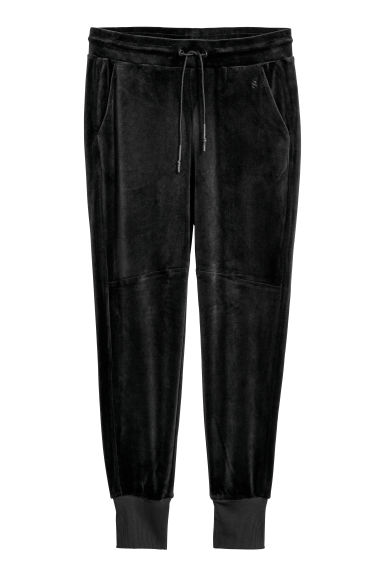 Pantalon training - Noir -  | H&M BE