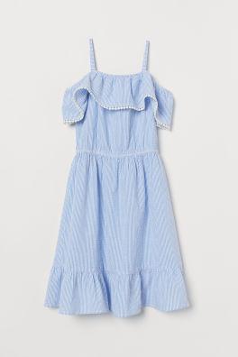 642bad9091bdf Kız Çocuk Eibise ve Etek - Online sipariş ver | H&M TR