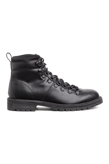 Chunky-soled boots - Black -  | H&M IE