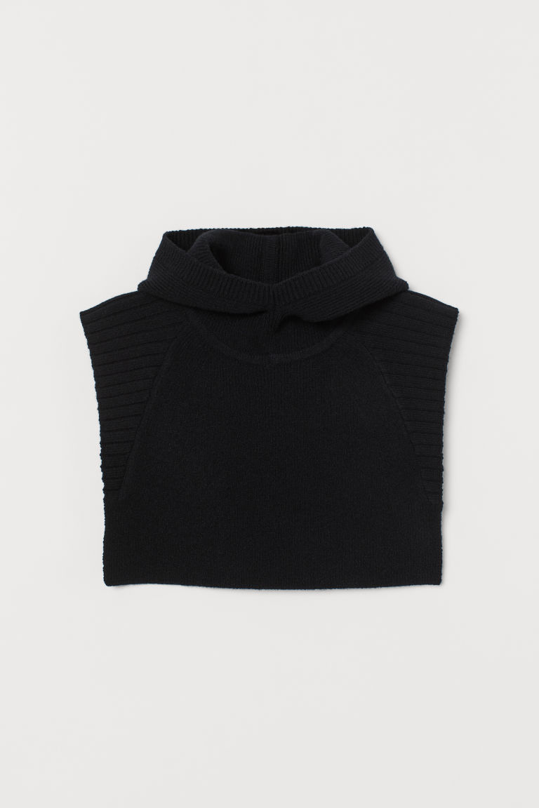 Knitted Cashmere Blend Collar by H&M