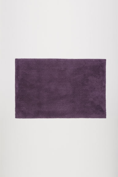 Bath mat - Purple - Home All | H&M CN