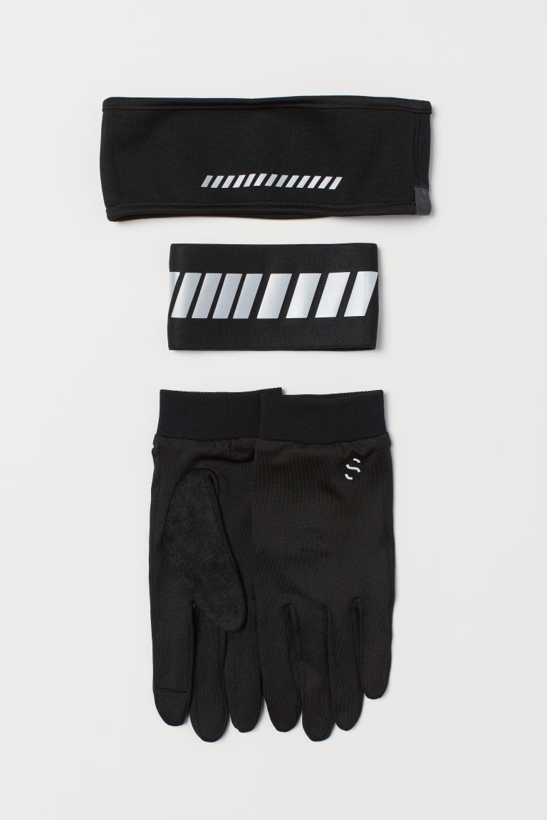Sports kit - Black - Men | H&M CN