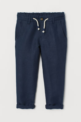 68cfbf24a2057 Boys Pants and Leggings - Shop online | H&M US