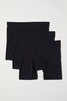 3er-Pack Mid Trunks