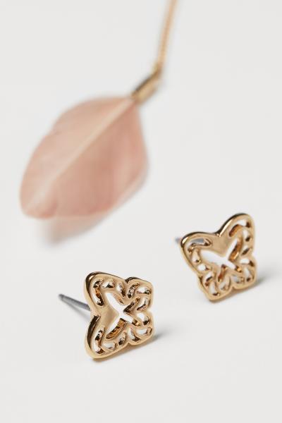 H&M - 8 pairs earrings - 2