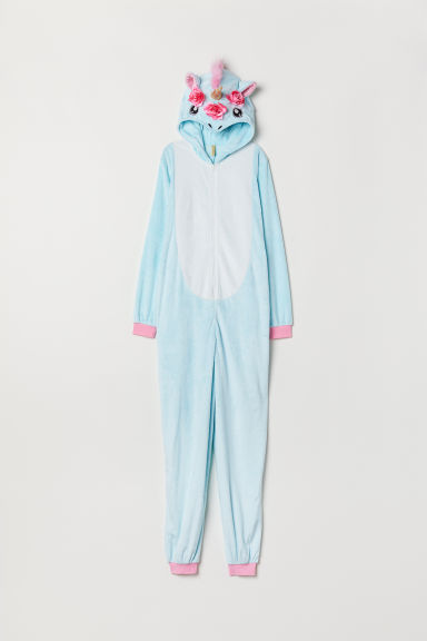 Fancy dress costume - Light turquoise/Unicorn -  | H&M
