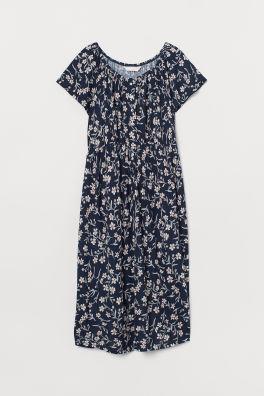 12857e2e600 MAMA Knee-length Dress
