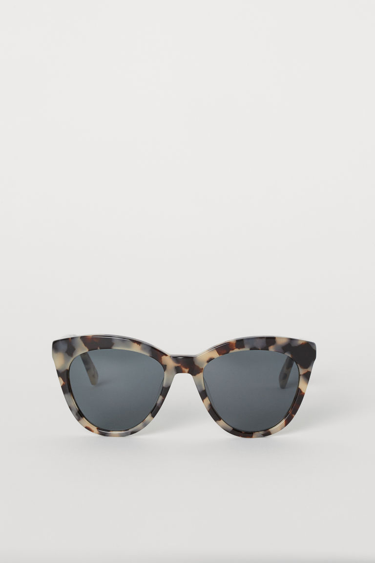 Polarized Sunglasses - Beige/patterned - Ladies | H&M CA