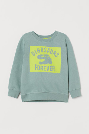 Sweat-shirt imprimé