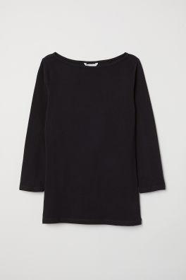 84aed7d9a6a Women's Long Sleeve Shirts - Shop fashion online | H&M US