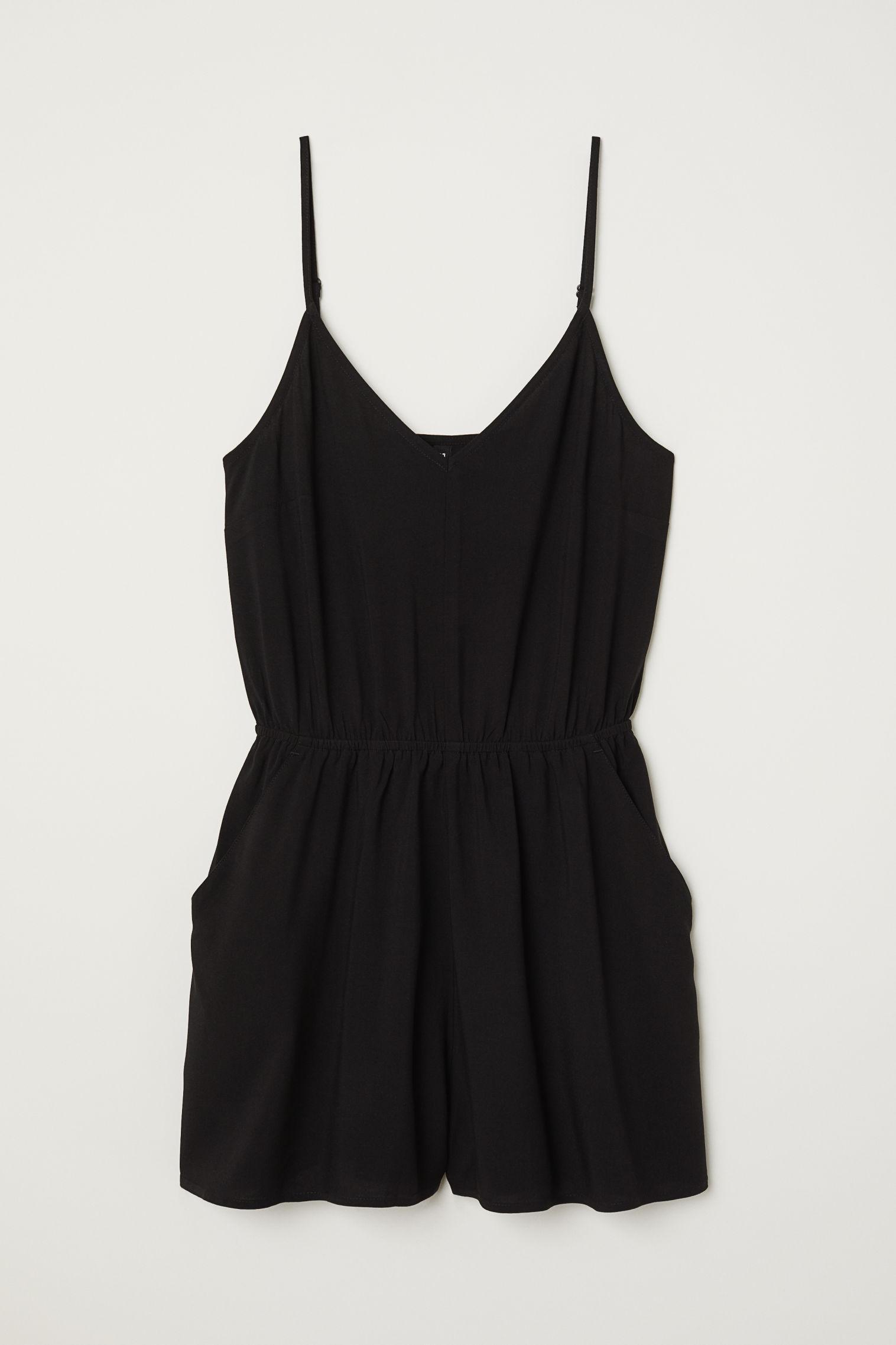 e04ae079da50 Jumpsuit - Black - Ladies