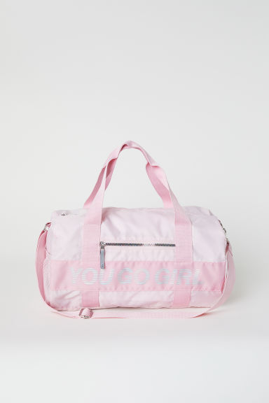 Sports bag - Light pink - Kids | H&M CN