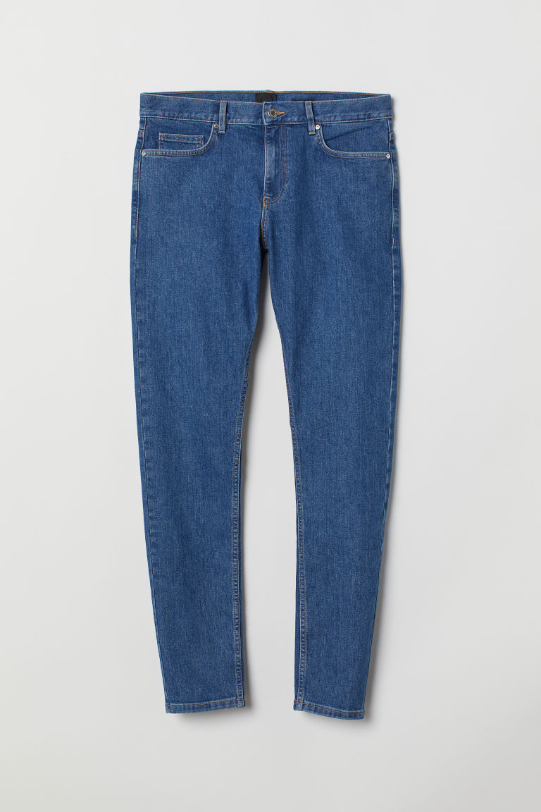 Skinny Jeans - Denim blue -  | H&M CZ