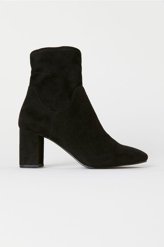 35d577160d3 Ankle Boots - Black - Ladies