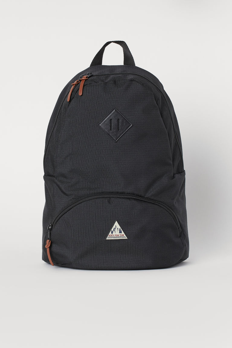 Backpack - Black - Men | H&M GB