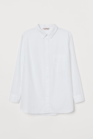 H&M+ Cotton ShirtModel