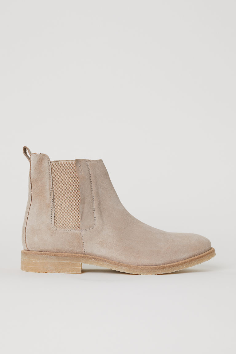 Chelsea boots - Beige -  | H&M GB