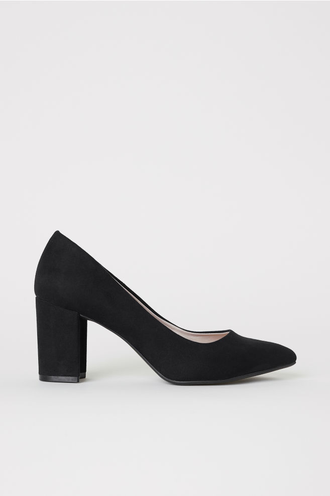 419431670 Pumps - Black - Ladies | H&M ...