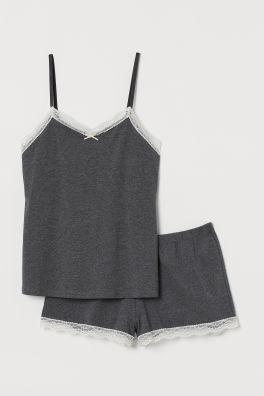 c3ab514978be00 Koszula nocna czy piżama - co wolisz? | H&M PL