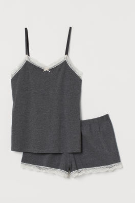 a125b19482404e Koszula nocna czy piżama - co wolisz? | H&M PL