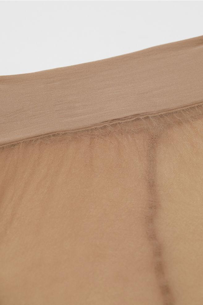 598f5275c407d MAMA Support Tights 30 Denier - Light amber - Ladies | H&M ...