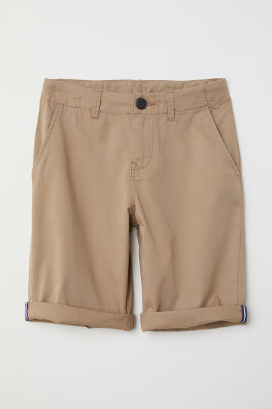Chino shorts - Beige - Kids | H&M