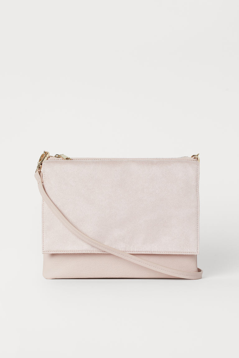 Shoulder Bag - Powder pink -  | H&M CA