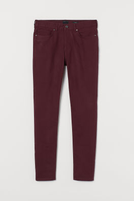 04be06a40d3f Men's Pants | Linen, Cargo & More | H&M CA
