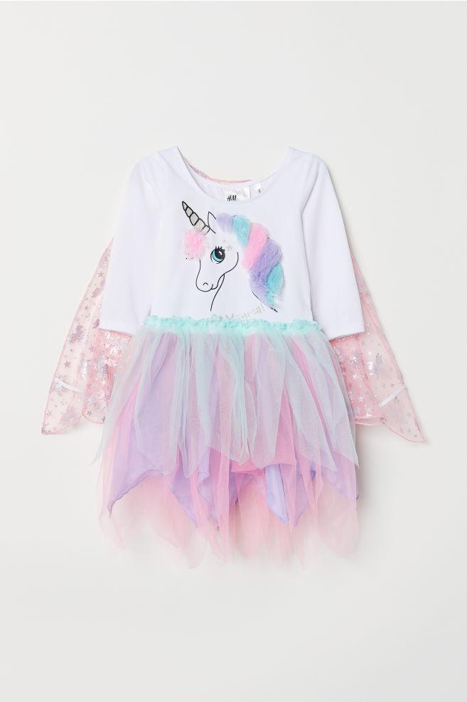 e83a1d0b4de Tulle dress - White My Little Pony - Kids
