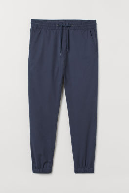 28080652a5c Brushed Cotton Twill Joggers