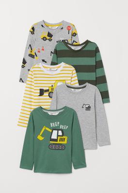 5905f027be5ec Boys Tops & T-shirts - 1½ - 10 years - Shop online | H&M GB