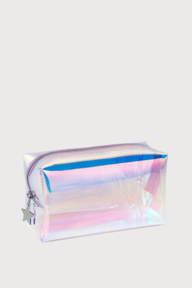 Transparente Make-up-Tasche - Lila - Ladies | H&M DE