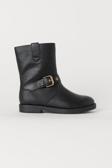 Ankle boots - Black - Kids | H&M CN