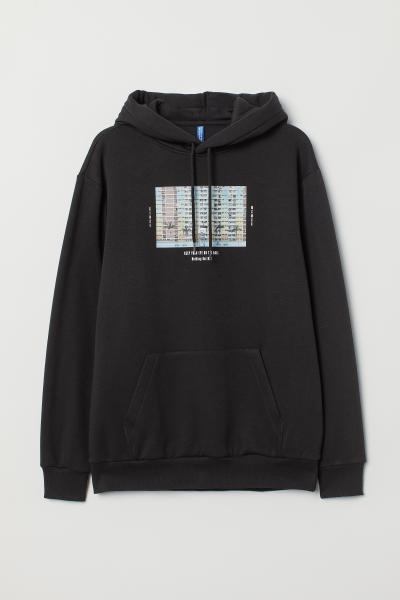 H&M - Hooded jumper - 5