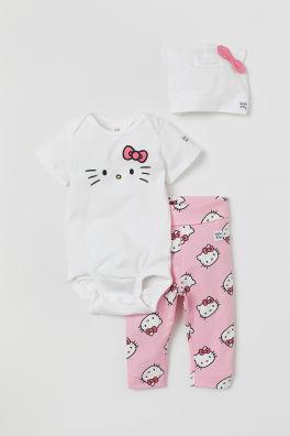 0e1f238823ce Ropa para Bebés Recién Nacidos | Moda Infantil | H&M MX