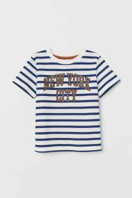 0dbb13663 Boys Tops & T-shirts - 18 months - 10 years - Shop online | H&M US