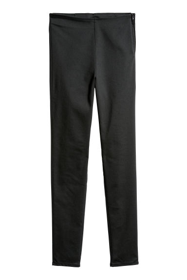 Stretch trousers - Black - Ladies | H&M IE