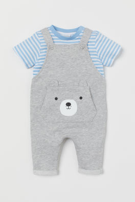 e01275c6 Baby Boy Clothes | Age 4 Months to 4 Years | H&M GB