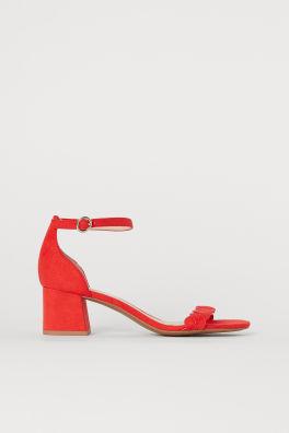8ac0580bc0 Sapatos para senhora – Compre sapatos online   H&M PT