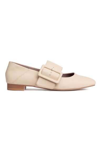 Chaussures basses - Beige -  | H&M CH